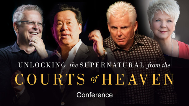 Unlocking the Supernatural from the Courts of Heaven Conference - Robert Henderson - 2018